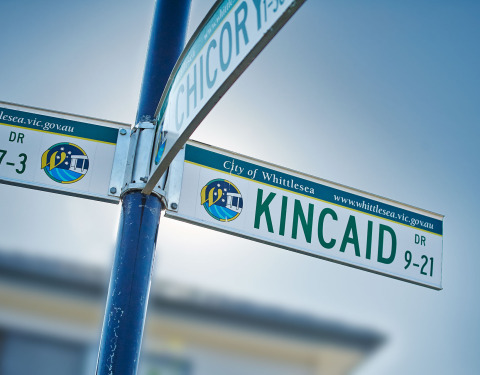 Kincaid Drive : Mernda
