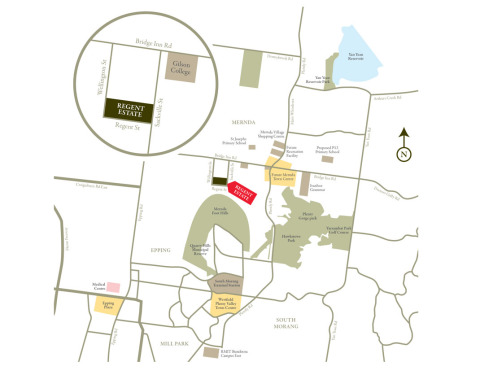 Regent Estate : Mernda